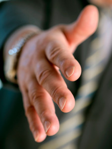 BUSINESS OWNERSHIP: when you need more than just a handshake