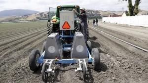 Meet the future of farming…Lettuce Bot!