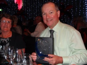 OBT Winner Professional Services Category at 2013 Lockyer Valley Business Awards