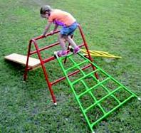 Kidz Equipment Mt Sylvia - enriching children through play.