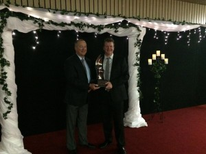 OBT is Lockyer Valley's Business of the Year 2015!