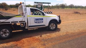 FEATURE BUSINESS Soiltech Testing Services
